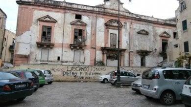 Palermo: rubato il ponteggio  nel cantiere del Comune