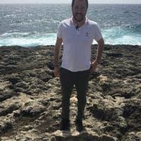 Salvini a Lampedusa, fra cannoli e attacchi all'Ue