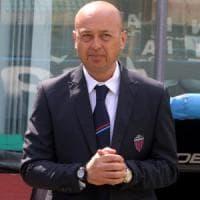 Catania, dopo la quarta sconfitta torna in panchina Rigoli