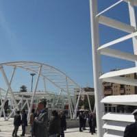 Catania, Delrio inaugura stazione metro: