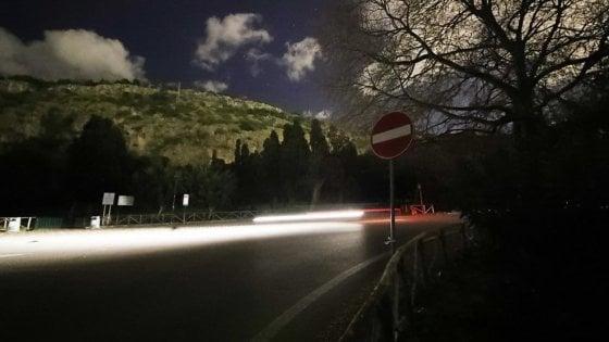 Palermo: ripristinata lilluminazione alla favorita dopo i furti di