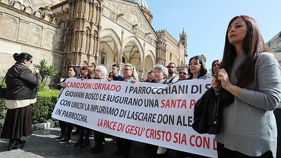Image result for Photos  of Catholics in Palermo