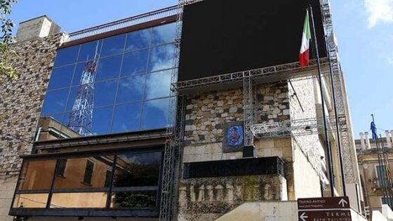 Ufficio H Via Taormina Palermo : G a taormina iniziati i lavori al palacongressi repubblica