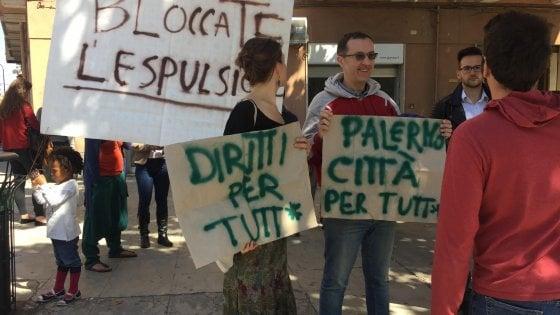 Palermo: sit in in prefettura contro l'espulsione dell'universitario marocchino