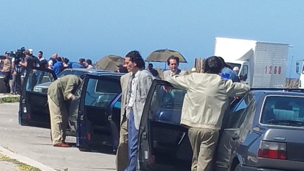 """""""Cacciatore di mafiosi"""", set a Isola per la storia di Sabella"""