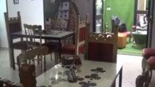 Alice e le sue meraviglie a Palermo in sala da tè  vd