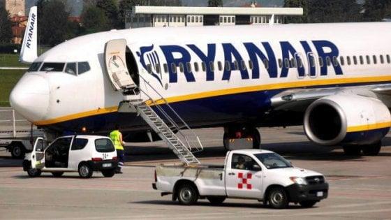 Ryanair punta sulla Sicilia, nuove rotte da Palermo e Catania anche in inverno