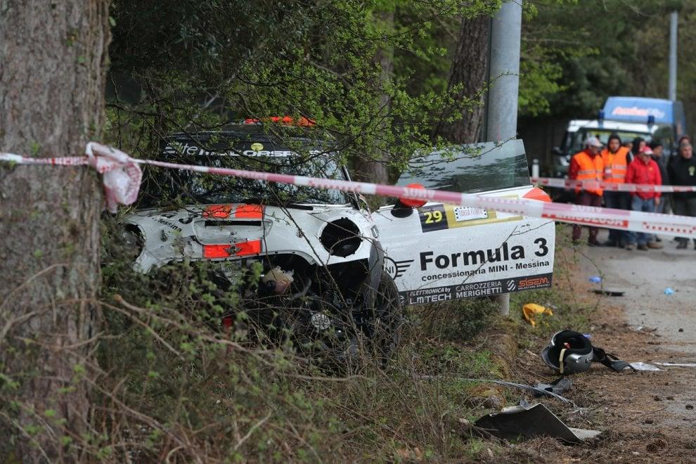 Tragedia alla Targa Florio, due morti