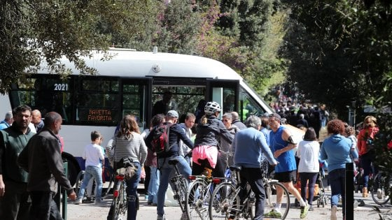 """Palermo: torna """"La Domenica Favorita"""", decolla la mongolfiera"""