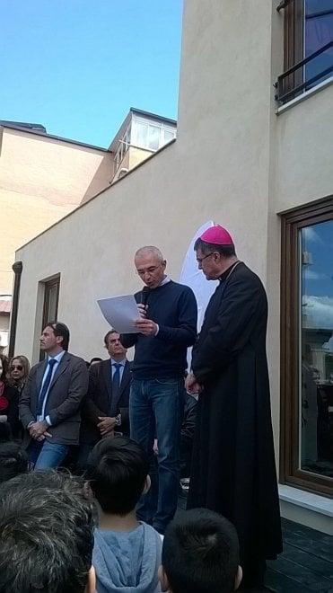 Palermo: l'arcivescovo Lorefice inaugura a Brancaccio un centro diurno per gli anziani