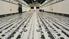 """Ai Weiwei ai Cantieri mille metri di """"Odyssey"""""""