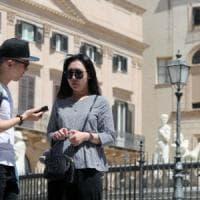 Arrivano i turisti: due navi da crociera e alberghi pieni al 90 per cento