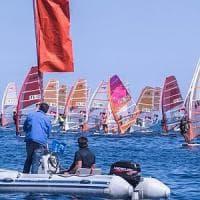 Windsurf, il Lauria fa incetta di medaglie