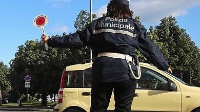 Incidente in viale Regione Siciliana un bimbo fra i quattro feriti