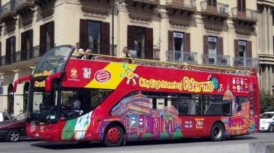 Palermo, il Comune: sette itinerari  per i bus turistici scoperti