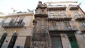 La traccia di una chiesa incompiuta  a metà strada fra Gancia e piazza Marina   di LINO BUSCEMI