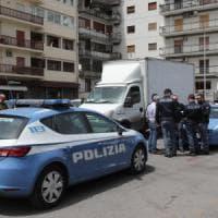 Palermo, assalto a un furgone di sigarette in via Ingegneros