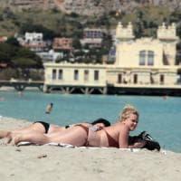 Mondello e Addaura: l'estate è già arrivata, domenica aprono altri due