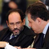 """Il pm Di Matteo: """"Berlusconi, patto con i boss. E Renzi ha discusso con lui di riforme"""""""
