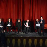 La sfida dei candidati sindaco davanti all'arcivescovo