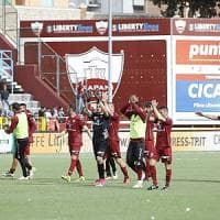 Trapani, 2  a 0 all'Entella e passo decisivo verso la salvezza