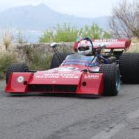 Le auto d'epoca a Monte Pellegrino