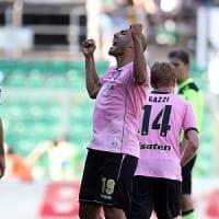 Il Palermo ne fa due alla Fiorentina. Ma per la salvezza ci vuole un miracolo