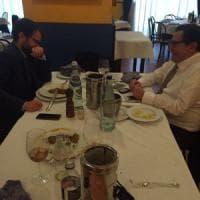 Crocetta a pranzo con Raciti chiede un chiarimento politico sulla giunta