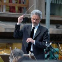 Capaci, Piovani dirige l'Orchestra siciliana nel ricordo di Falcone