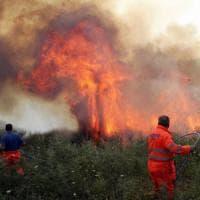 Sicilia impreparata contro gli incendi, i sindacati: