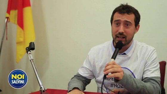 Frasi razziste contro candidato Sinistra comune, Vozza chiede scusa