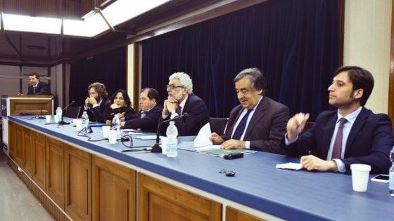 Comunali a Palermo: nel confronto fra candidati a Confindustria irrompe l'inchiesta di Trapani