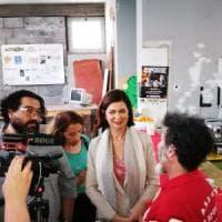 Catania: Laura Boldrini a Librino per il suo viaggio nelle periferie d'Italia