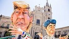 I Grandi in cartapesta degli artisti di Acireale