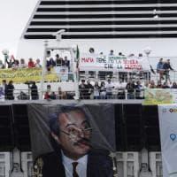 Palermo, salpa domani la nave della legalità: 1000 studenti in viaggio