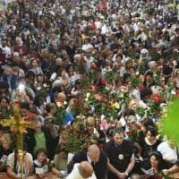 Palermo: il giorno delle rose per Santa Rita
