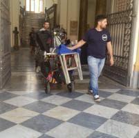 Palermo: a Giurispudenza il set del docufilm su Borsellino