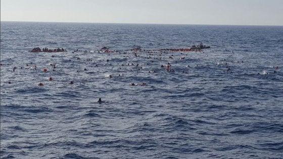 Dramma migranti nel canale di Sicilia: 34 morti, anche bambini. Oim: 156 dispersi in naufragio fantasma