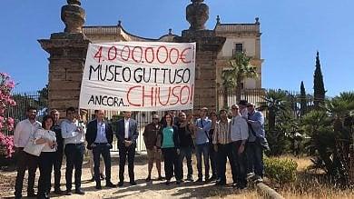 Bagheria, museo Guttuso ancora chiuso  arrivano i commissari della Regione