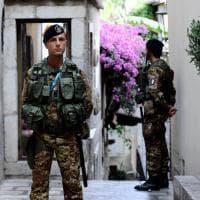 La vigilia di Taormina, album di un fortino