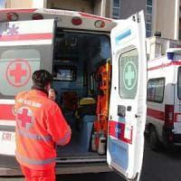 Cefalù, moto contro auto sulla statale 113: bialncio di tre feriti