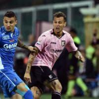 Il Palermo batte l'Empoli e lo spedisce in serie B