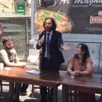 Palermo, dibattito fra i candidati sul caos cantieri stradali, ma Orlando