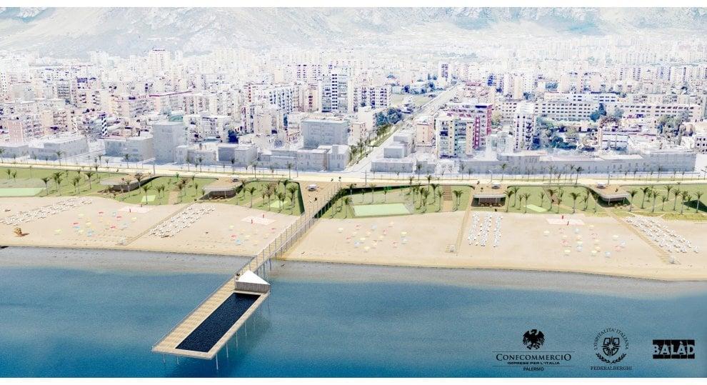 Spiagge e stabilimenti, un piano per la rilanciare la costa della Bandita