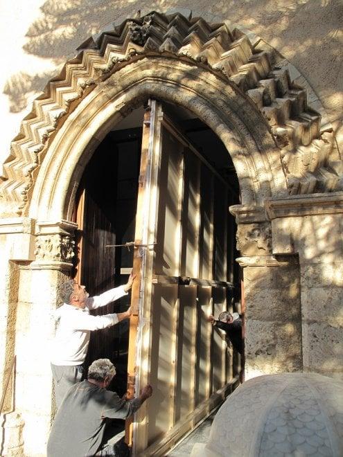 Messina: Antonello e Alibrandi, ritocchi ai capolavori prima dell'apertura del Museo