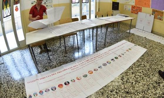 Trapani, Fazio decade da ballottaggio