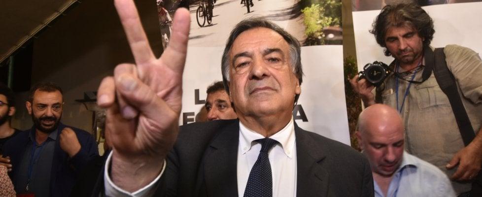 Palermo, Orlando vede la vittoria: è oltre il 40%