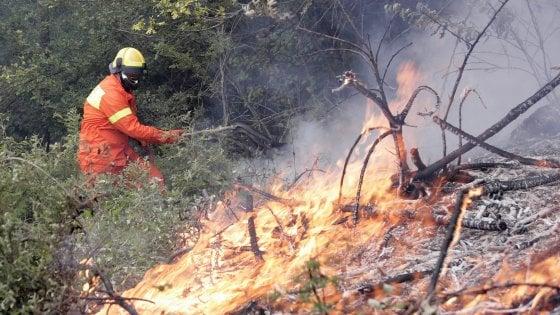 Regione, i mezzi antincendio sono fermi: mancano i soldi per la benzina