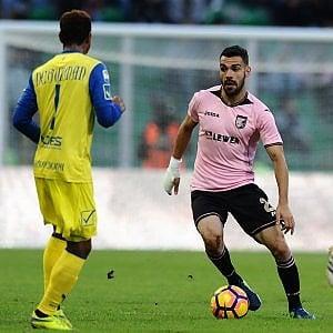 Palermo, Bruno Henrique torna in Brasile