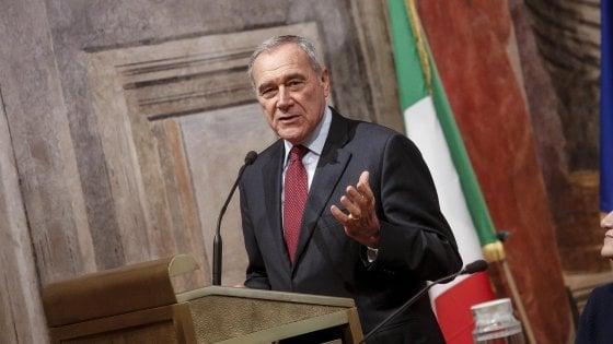 """""""Modello Palermo"""" con Grasso candidato governatore, Mdp: """"Profilo giusto"""". E Orlando vede Renzi"""
